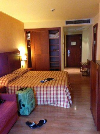 Hotel Magic Andorra : номер