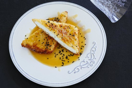 Poseidon of Paros : Gastronomy