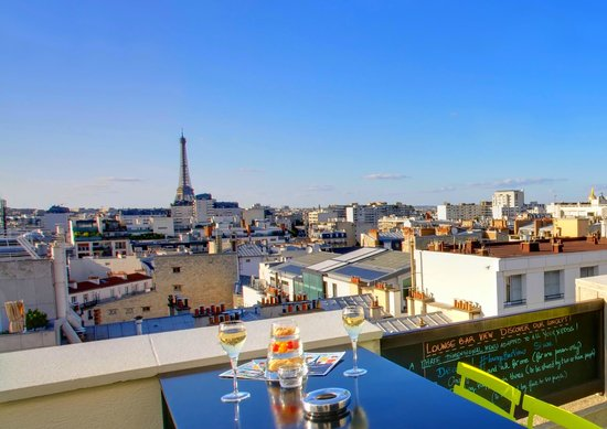 Novotel paris vaugirard montparnasse france hotel for Hotels quartier montparnasse