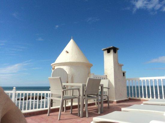 Jack's Apartments & suites : Mutual terrace
