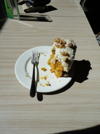 Thyme For Food: Yummy carrot cake