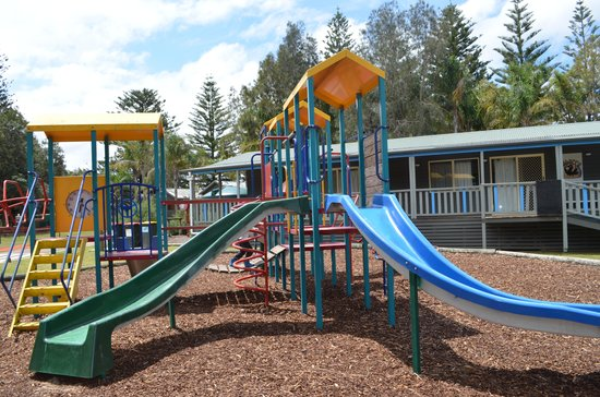 NRMA Murramarang Beachfront Nature Resort : Kids playground