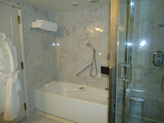 Noborioji Hotel Nara: Ванная комната