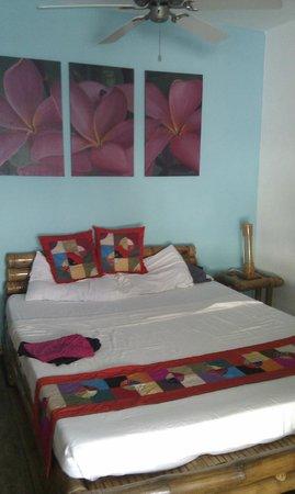 Tepanee Beach Resort: Habitacion cottage deluxe