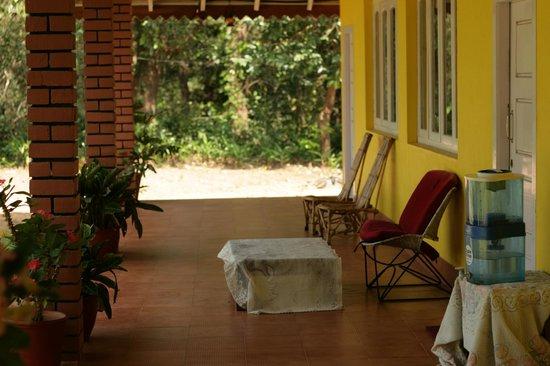 Bananki Homestay: Cottage Rooms