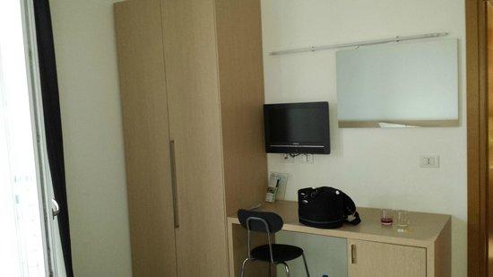 Eden Hotel: Chambre