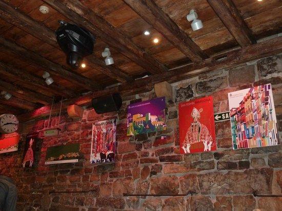 La Mandarra de la Ramos: décos murales