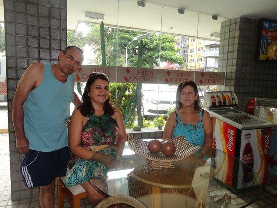 Hotel Saveiro: Recife, tudo de bom!