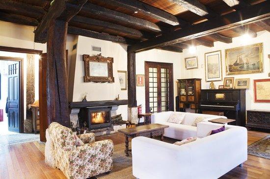 Artinano Etxea : Salón