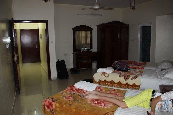 Aldiyar Hotel : bedroom 2