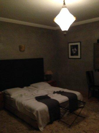 Riad O: chambre