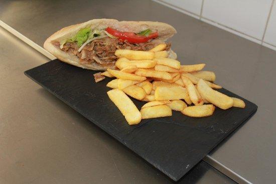 Pause Express: kebab frite