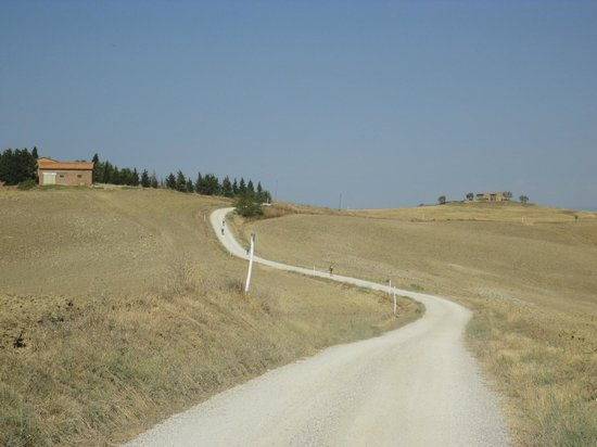 """Viaggiare in Bici: percorso """"l'Eroica"""""""