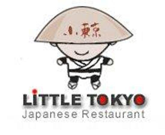 Little Tokyo: Logo - cute??