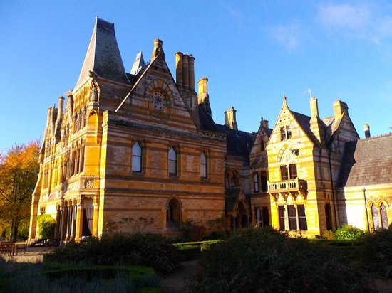 Ettington Park Hotel: Excellent setting