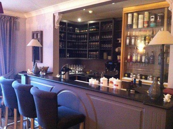 Charmehotel 'T Hemelryck: Le bar