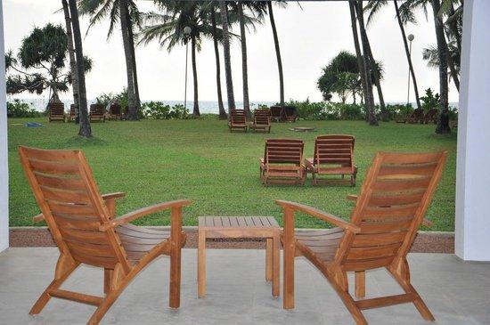 AVANI Bentota Resort & Spa: View from the room