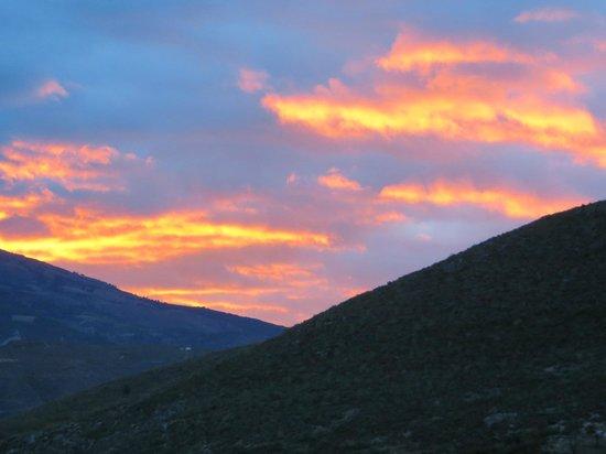 Hacienda Senorio de Nevada: Morning view