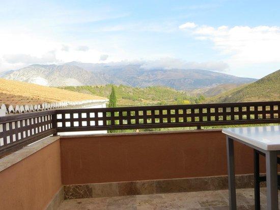 Hacienda Senorio de Nevada: Daytime view