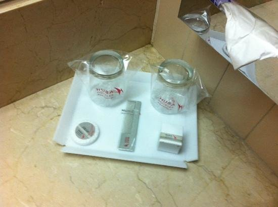 Weare Chamartín Hotel: room amenities. (none)