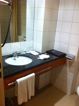 Courtyard by Marriott Vienna Schoenbrunn: nice, new, spotless clean!