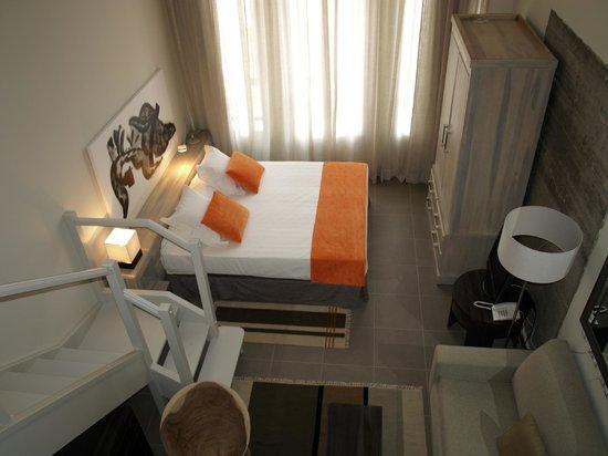 Foto de eco alcala suites madrid habitaci n familiar eco for Habitacion familiar madrid