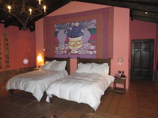 Sol y Luna - Relais & Chateaux : Bedroom