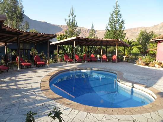 Sol y Luna - Relais & Chateaux: Swimming pool