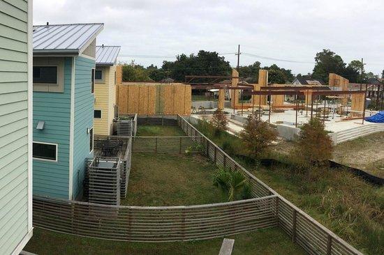 Ninth Ward Rebirth Bike Tours: Green housing project