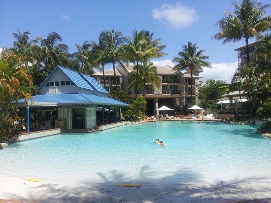 Novotel Cairns Oasis Resort: Awesome!!