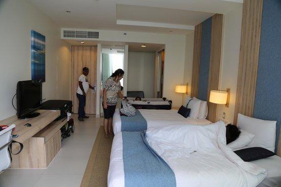 Holiday Inn Pattaya : room no 2601