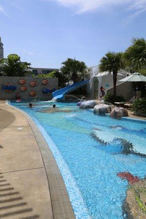 Holiday Inn Pattaya : kids pool
