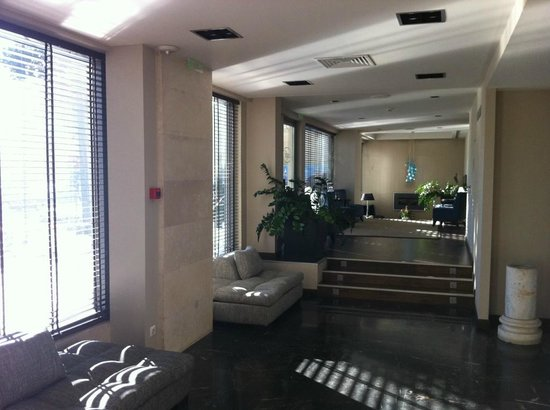 The Athens Gate Hotel : Le lobby