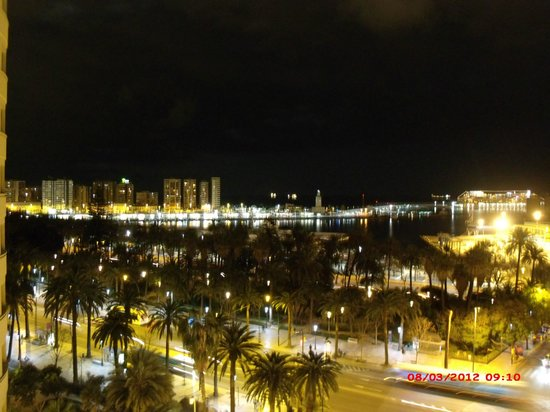 Hotel Molina Lario: Vista do apartamento