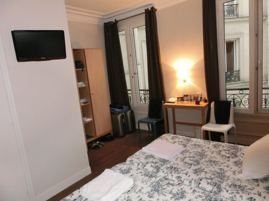 Est Hotel Paris: Zimmer