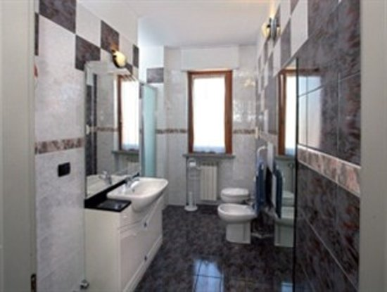 Hotel Residenza delle Alpi : Bagno