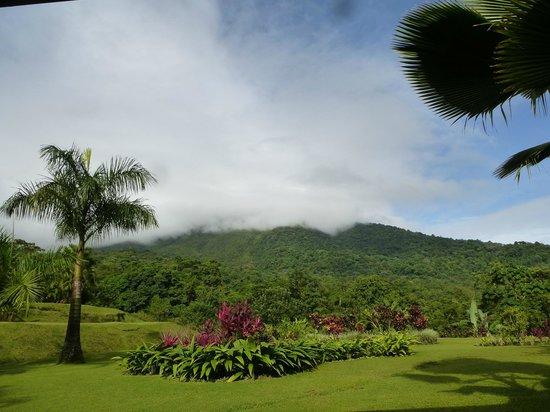Hotel Lomas del Volcan: Vistas desde la habitación