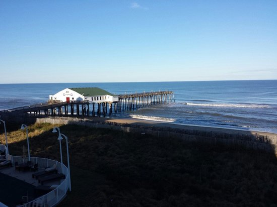 Hilton Garden Inn Outer Banks/Kitty Hawk: Ocean front view