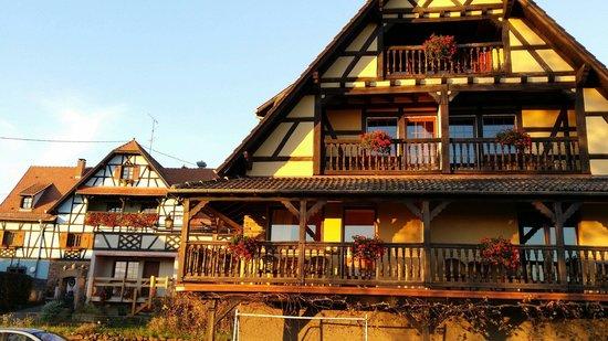 Emmebuckel : Hôtel