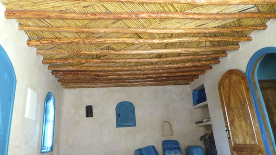 Paradis Nomade: plafond