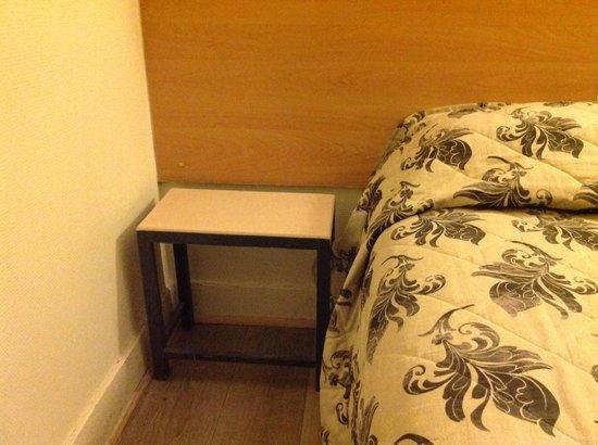 Hotel de France et de Guise : les chevets