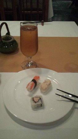 Tenkai Japanese Restaurant: Sushi