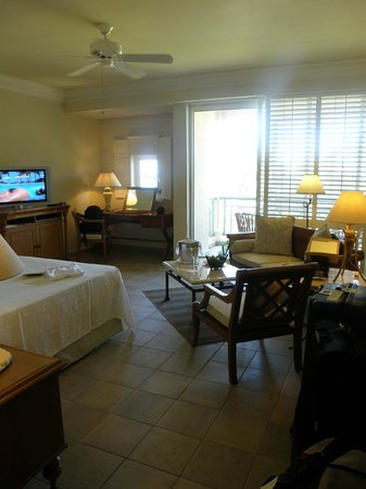 The Residence Mauritius: Chambre sup