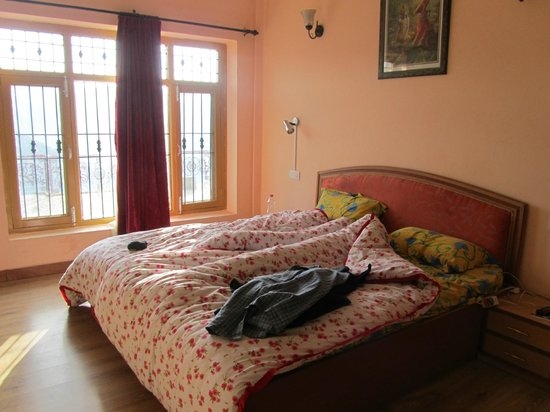 Aapo Aap Home Stay: la chambre