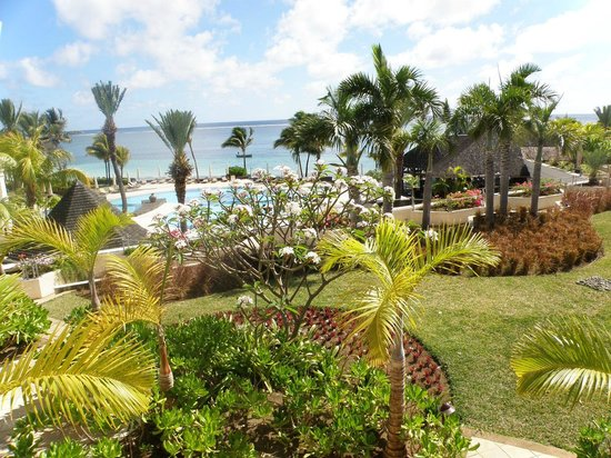 The Residence Mauritius : environnement