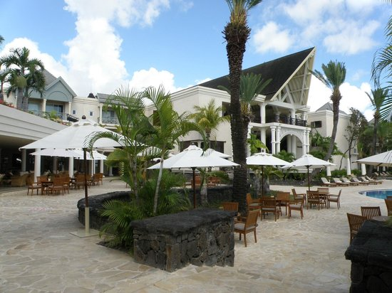 The Residence Mauritius : restaurant