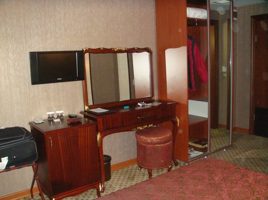 Rast Hotel : quarto