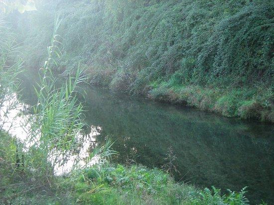 Camping du Pylone: fiume a pochi passi