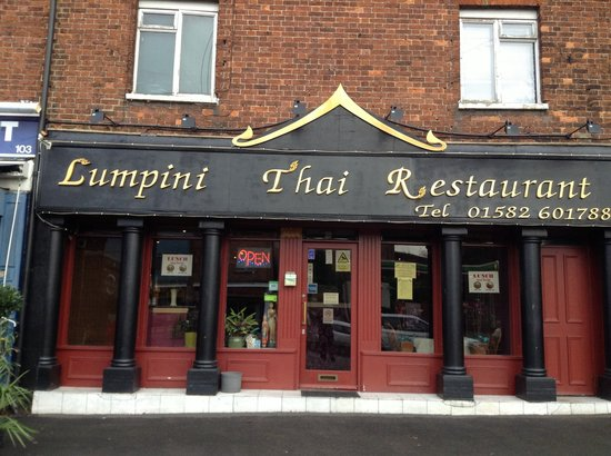 Thai Restaurant Dunstable