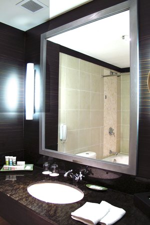 Grand Mercure Singapore Roxy: vanity